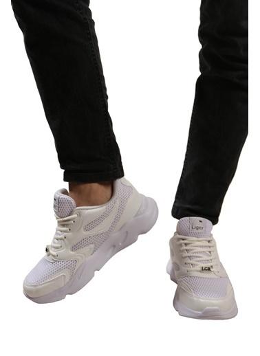 Derigo Beyaz Beyaz Erkek Spor Ayakkabı 702031 Beyaz